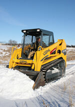 Gehl CTL85 skid-steer w tracks