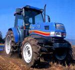 Iseki T.Japan 75 MFWD - 2001