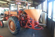 Allis Chalmers rear Vicon - Lamma - IMG 4502