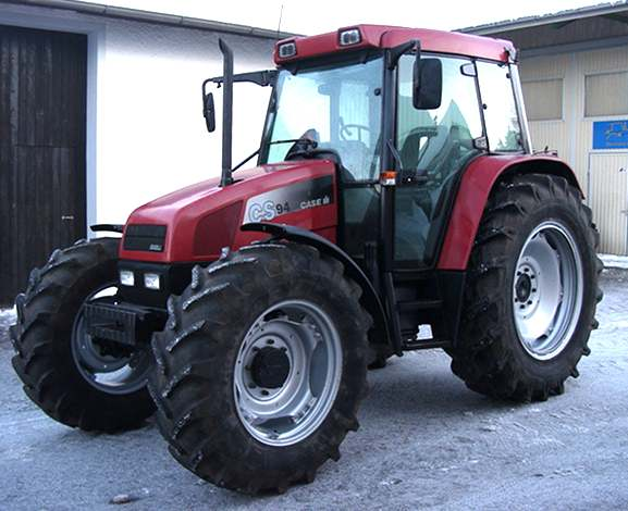 case ih cs94 tractor construction plant wiki fandom powered by wikia. Black Bedroom Furniture Sets. Home Design Ideas