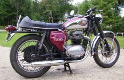 1969 BSA A50
