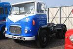 Scania-Vabis tractor unit reg RDA 106F at Donington 09 - IMG 6141small