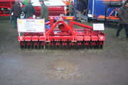Power harrow and Discs - IMG 4667
