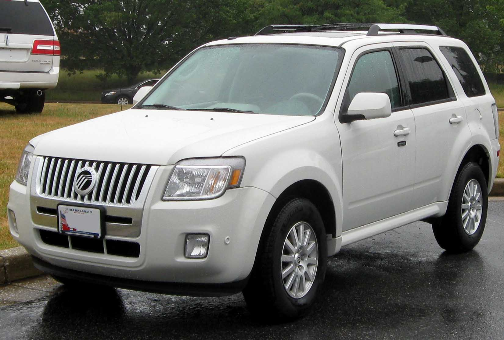 Mercury Mariner Reviews - Mercury Mariner Price, Photos, and Specs ...