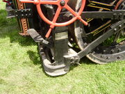 Allen scarifier no 483 on Fowler no 13141 at Astwood Bank 08 - P6150161