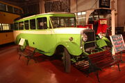 Leyland Lioness bus - YT 3738 of 1927 - at BCVM 09 - IMG 3831