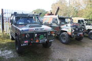 Military Land Rovers at NMM - IMG 2818