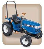 FarmTrac 270 DTC MFWD-2004