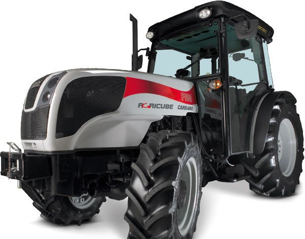 Carraro agricube f 100 tractor construction plant wiki for Forum trattori carraro