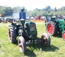 Marshall Tractor sn 1329