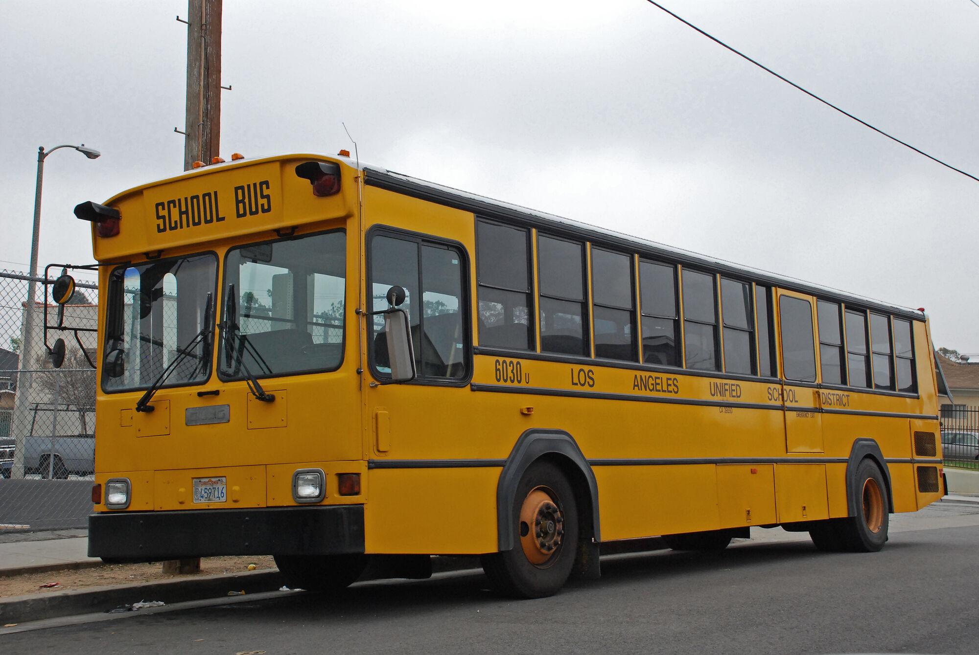 Gillig Phantom  School Bus