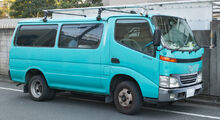 Toyota Dyna Route-van 001