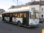 Oradea Liaz bus 2