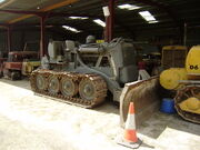 Vickers Vigor Bulldozer
