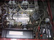 1976 Cosworth Vega engine (Bendix Electronic Fuel Injection)
