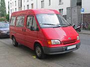 Ford transit 5 v sst