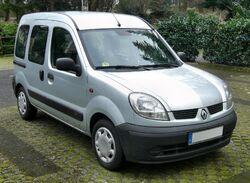 Renault Kangoo front