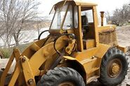 1978 CALSA Super 1000 4X4 Loader
