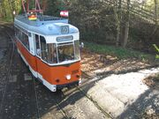 Berlin Tram, Crich Tranway Village