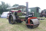 Aveling & Porter no. 10282 RR Stoneybroke reg FX 9005 at Woodcote 09 - IMG 8299