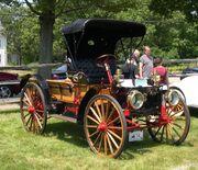 1911 International Wagon