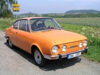 Škoda 110 R 1977
