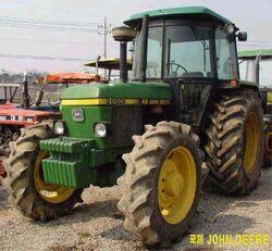 Kukje JD 2850K MFWD