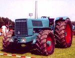 Hanomag Robust 900 MFWD