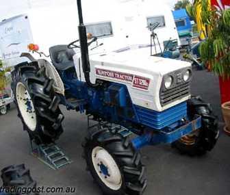 Satoh St2300d Tractor Amp Construction Plant Wiki Fandom