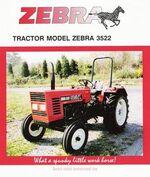 Zebra 3522