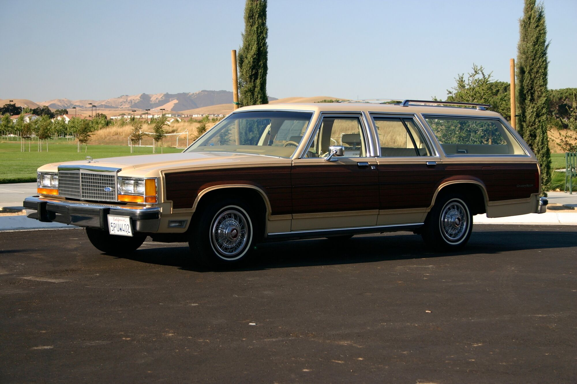 Ford Country Squire Tractor Amp Construction Plant Wiki