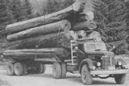 International 1947 KBR-11