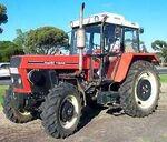 Agtor 12145 MFWD - 1995