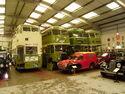 Lincoln Transport Museum - interiorP7080238