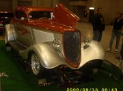 '33 Ford Model B Streetrod (Auto classique)