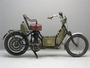 Autofauteuil 490 cc side valve 1908