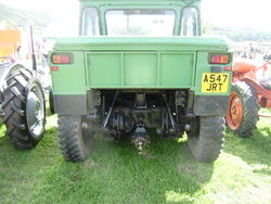 Trantor rear linkage
