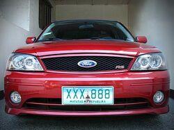 Ford Laser Lynx