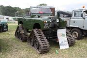 Land Rover Series IIA with Cuthbertson tracks - Netley Marsh 11 - IMG 7024
