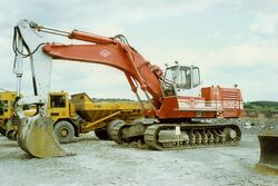 O and K RH 30-D Excavator SCAN0106