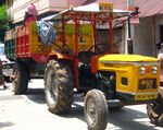 HMT 1811 tractor, Pondicherry