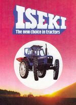 Iseki 6500 High-Crop