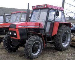 Ursus Zetor 914 MFWD