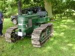 Fowler Crawler Tractor