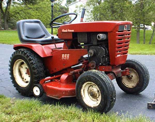Wheel Horse Tractors : Wheel horse tractor construction plant wiki
