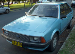 1981-1983 Ford Laser (KA) GL 5-door hatchback 01