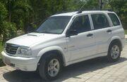 '06-'08 Chevrolet Tracker