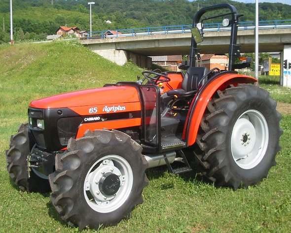 Carraro agriplus 65 tractor construction plant wiki for Forum trattori carraro