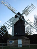 Cromer Windmill - geograph.org.uk - 109693