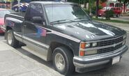 '91-'93 Chevrolet C-K 1500 Regular Cab (Byward Auto Classic)